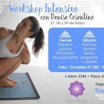 Workshop Intensivo Ashtanga Mar del Plata